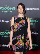 Katie Lowes Zootopia