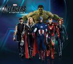 Avengers Poster 3