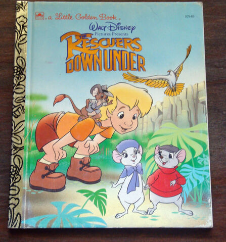 File:The rescuers down under little golden book.JPG