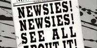 Newsies! Newsies! See All About It!