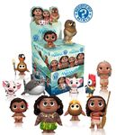 Moana Funko mini set