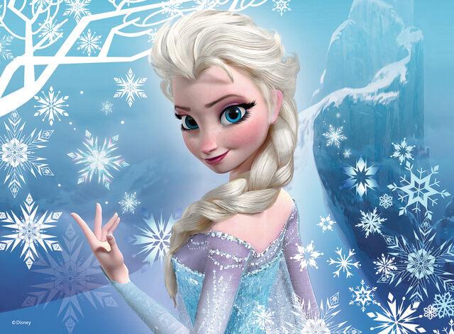 File:Frozen Queen Elsa Wallpaper.jpg