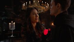 Once Upon a Time - 6x16 - Mother's Little Helper - Black Fairy with Gideon's Heart