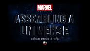 Marvel Studios - Assembling a Universe