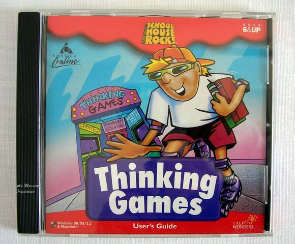 File:Schoolhouse rock thinking games front.jpg