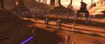 Luminara Unduli battle