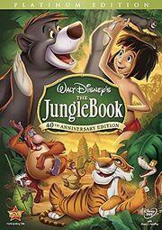 10. The Jungle Book (1967) (Platinum Edition 2-Disc DVD)