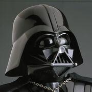 Darth Vader's head