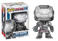 Funko Pop! - Captain America Civil War - War Machine