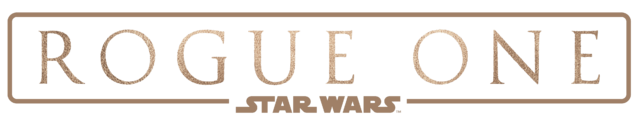 File:Rogue One Transparent Logo.png