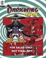 Darkwing Duck JoeBooks 1 solicited cover