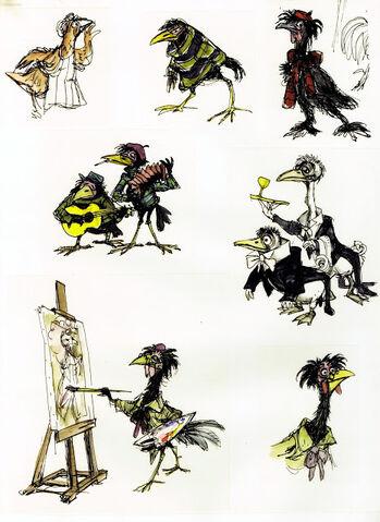 File:Chanticleer Assorted Birds.jpeg