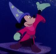 Sorcerer Mickey Mouse Fantasia