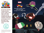 Ultimate Spider-Man Tsum Tsum Tuesday US