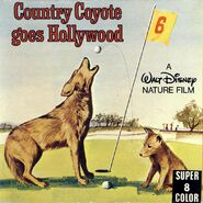 Country Coyote goes Hollywood