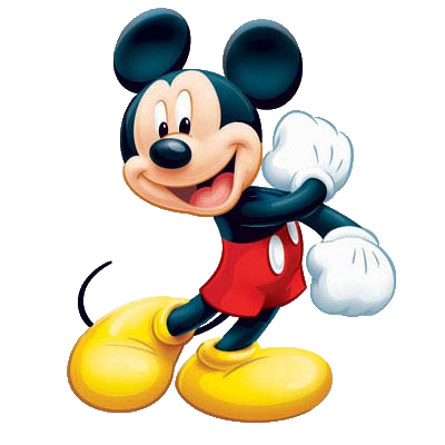 Image result for mickey mouse png