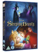 Sleeping Beauty UK DVD 2014