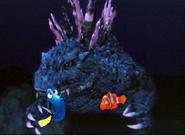 Godzilla Finding Nemo