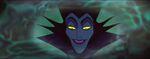 Maleficent stare