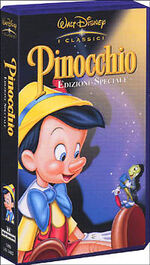 Pinocchio it vhs2