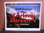 The living desert lobby card