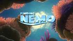 Finding Nemo Title Screen