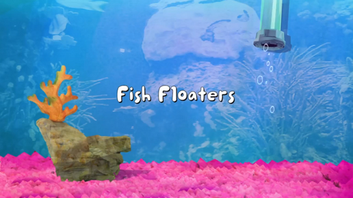 Fish floaters disney wiki fandom powered by wikia for Fishing for floaters game