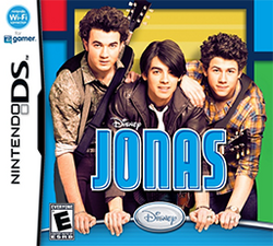 Jonas Coverart