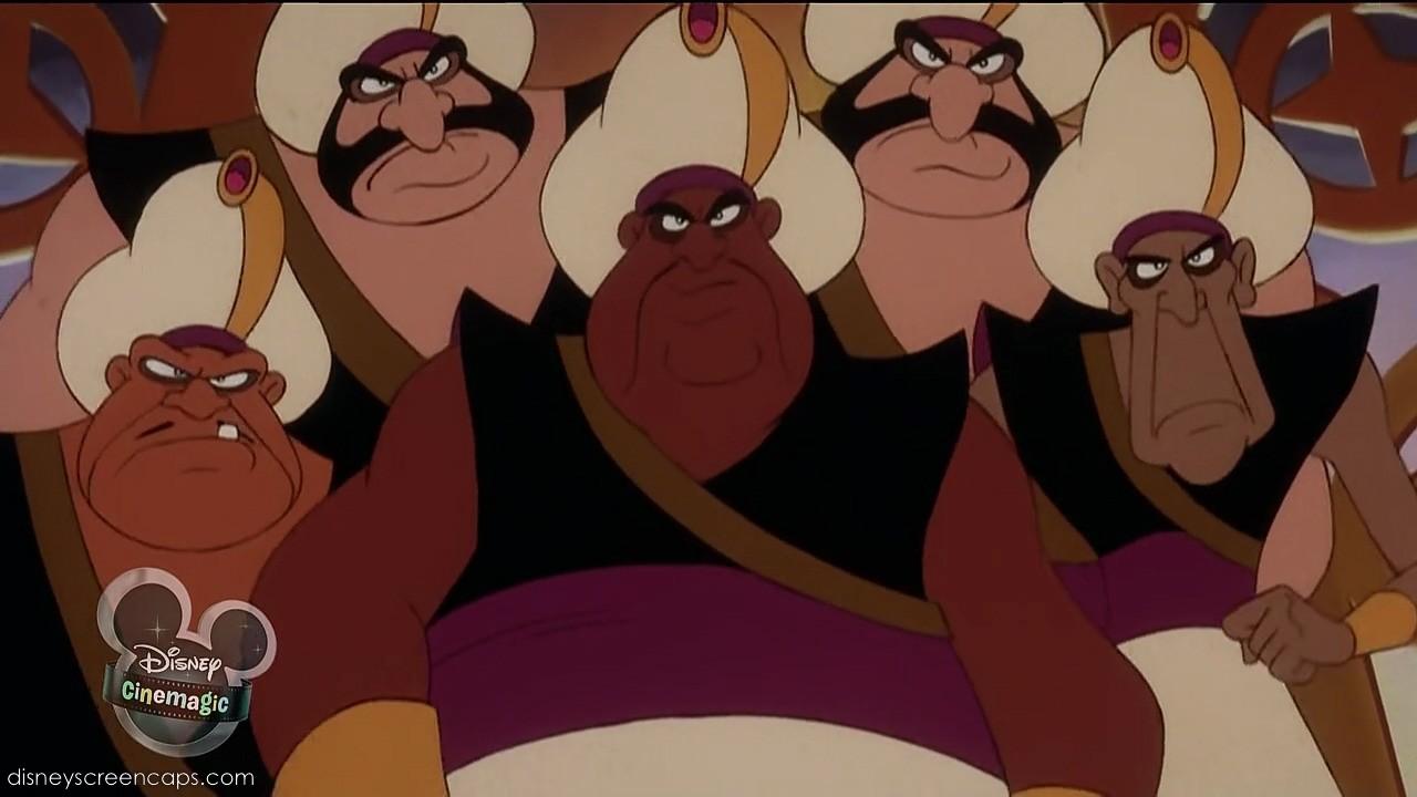 Aladdin 2019 Villains Wiki frollos