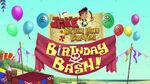 Jake's Birthday Bash! promo