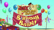 Jake's Birthday Bash! promo