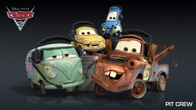 File:Luigi, Fillmore, Guido and Mater.jpg