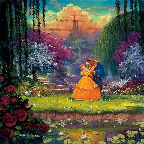 File:Beauty and the beast james coleman painting.jpeg