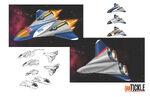 Captain Joe's ship concept