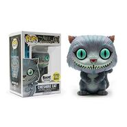 Funko Pop Books a Million Exclusive Glow in the Dark Chessur