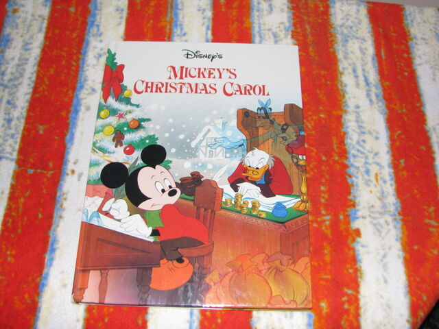 File:Mickeys christmas carol classic storybook.jpg
