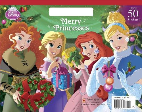 File:Disney Princess Merry Princesses Book.jpg