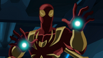 Iron Spider USMWW 1