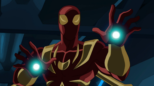File:Iron Spider USMWW 1.png