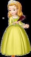 Princess Amber Render 1