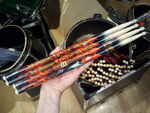 Animal drumsticks