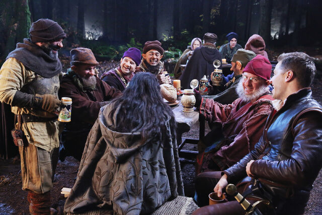 File:Once Upon a Time - 5x12 - Souls of the Departed - Publicity Images - Snow, Charming and the Dwarves.jpg
