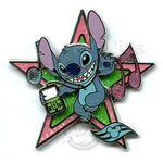 DCL - Cruisin' Through Time - Music Through Time - 7 Pin Boxed Set (Stitch Only)