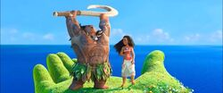Maui's hook is back