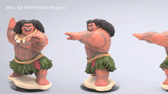 File:Cancelled Disney INFINITY Figure - Maui.png