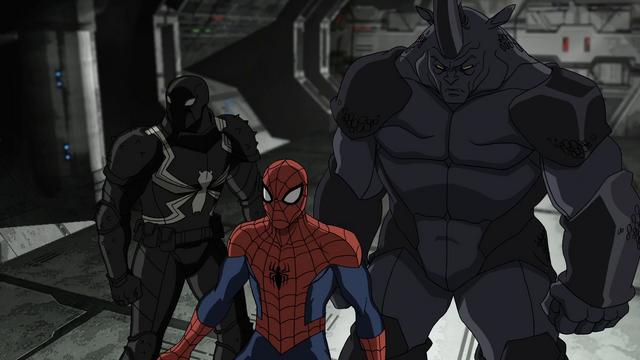 File:Agent Venom Rhino Spider-Man USMWW 1.png