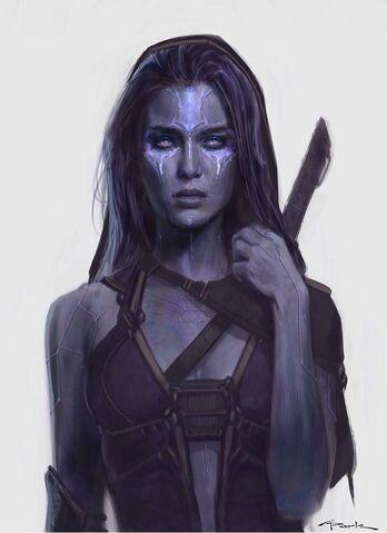 File:Concept Art of Gamora - GotG.jpg
