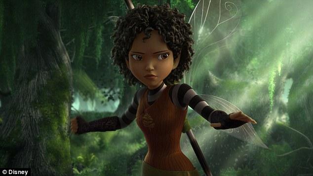 File:Mel B voices Fury in new Disney film alongside Ginnifer Goodwin.jpg