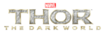 Thor The Dark World Transparent Logo