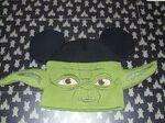 Yoda Mickey Beanie